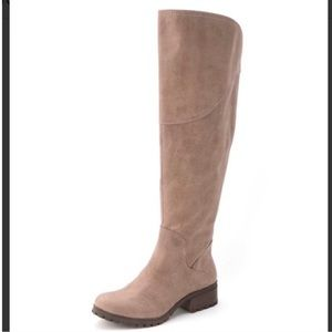 Lucky Brand Over-Knee Boots